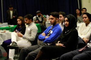 """This strong participation from Muppies members illustrates the commitment we have to empowering the Muslim student community and truly embodies the spirit of Muppies to serve as ladders for one another and support professional growth in the Muslim community."""